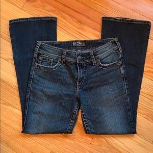 Silver jeans bootcut Suki surplus
